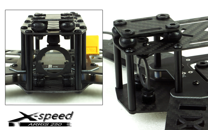 arris x-speed 250