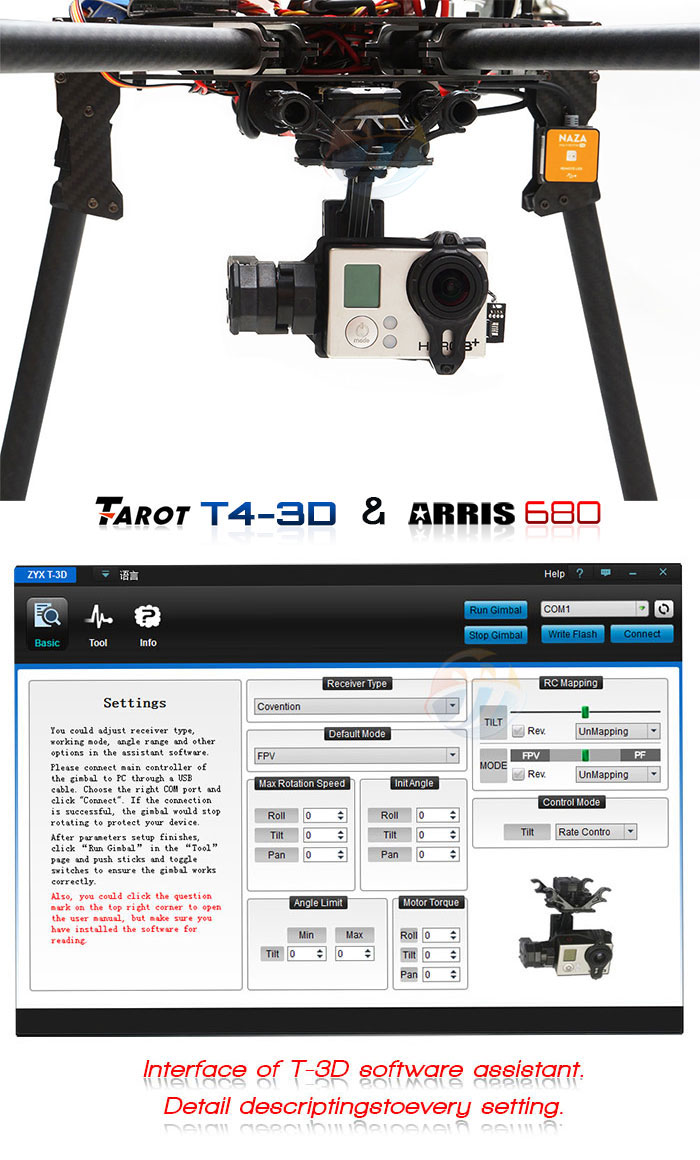 Zhi Yun Zhiyun Smooth Q Axis Handheld Gimbal Stabilizer For Iphone Sumsung Gopro furthermore Tarot T D moreover Skyglide G Pro moreover Zhiyun Crane Closeup moreover Osmopocket. on gopro camera 3 axis handheld gimbal