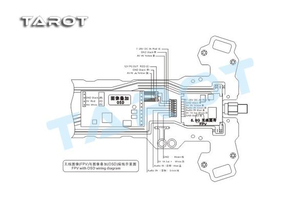 tarot 250 mini quadcopter carbon fiber frame for fpv mh ta tl250a rh test arrishobby com